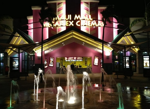 Maui Mall Megaplex Cinema