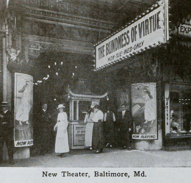 listings baltimore md metro movie theaters