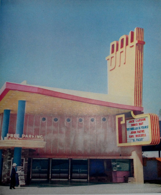 Bay Theatre exterior
