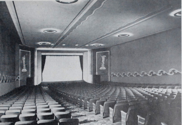 Bay Theatre auditorium