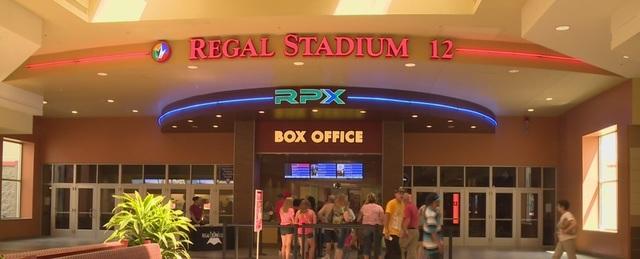 Regal Lansing Mall Stadium 12 & RPX
