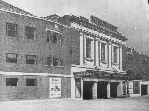 Plaza Cinema Birkenhead