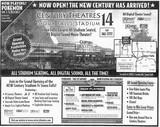 November 13th, 1999 grand opening ad