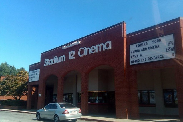 Merchants Walk Stadium Cinemas 12