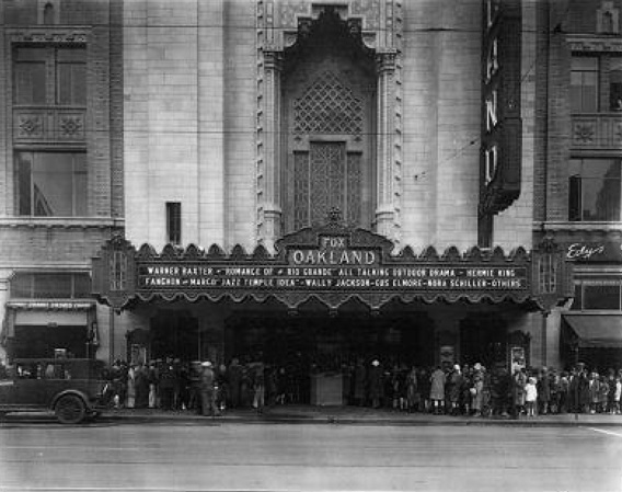 Fox Oakland Theater