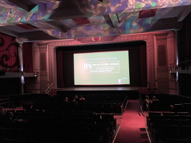 SIFF Egyptian Theatre