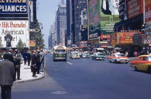 1958 photo courtesy of the America's Past In Photos Facebook page.