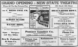 April 19th, 1940 grand opening ad