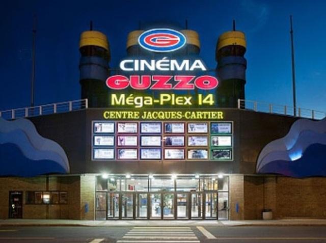 Méga-Plex Jacques-Cartier