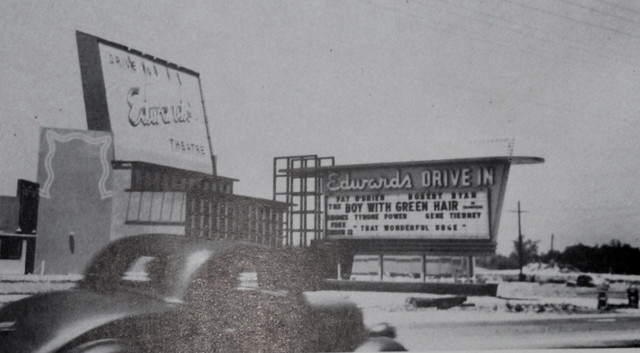 Edwards Drive-In exterior