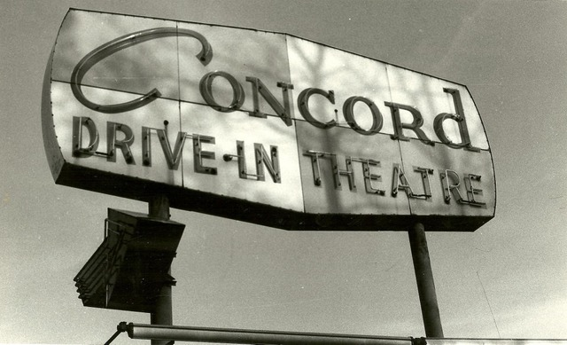 Concord Drive In NH