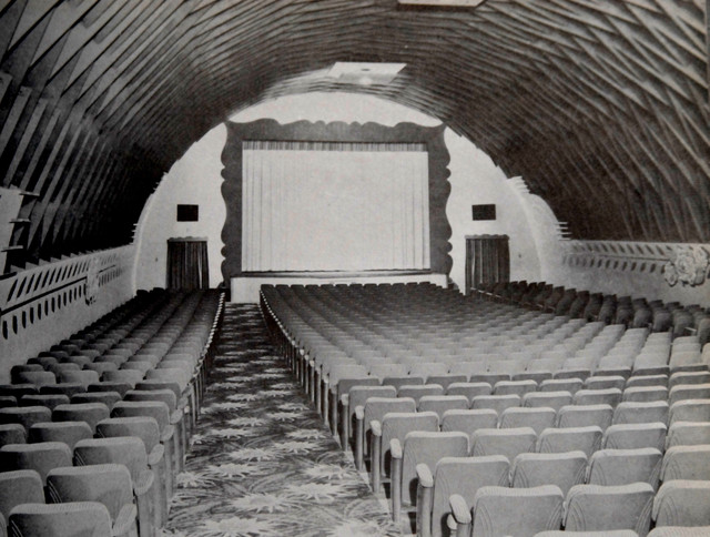 Colorado Theatre auditorium