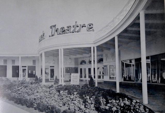 Beach Theatre exterior