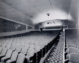 Beach Theatre auditorium