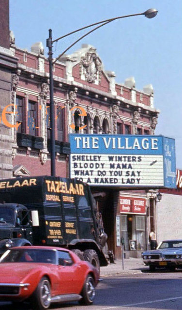 VILLAGE Theatre; Chicago, Illinois.
