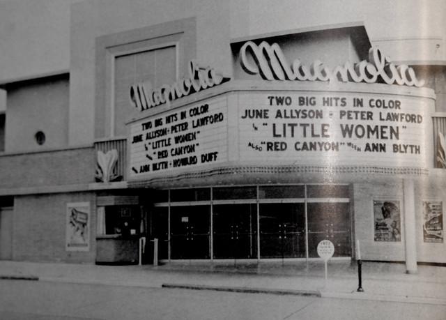 Magnolia Theatre exterior