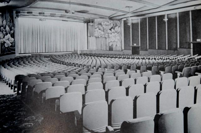 Magnolia Theatre auditorium