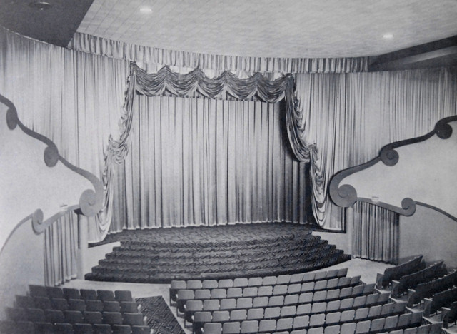 Texas Theatre auditorium