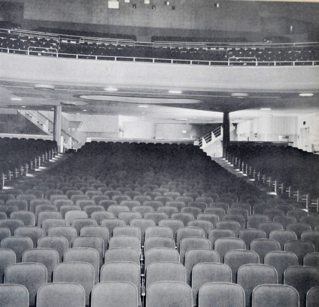 Brook Theatre auditorium