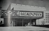 Meadows Theatre original exterior