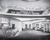 Fox Crest Theatre Lobby area