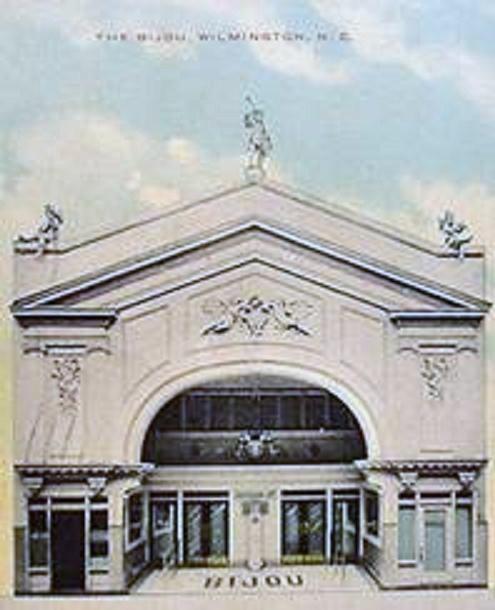bijou theater in wilmington nc cinema treasures