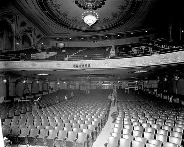 Hanover Theatre For The Performing Arts Cinema Treasures
