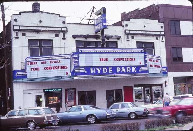 1981 Hyde Park Theater