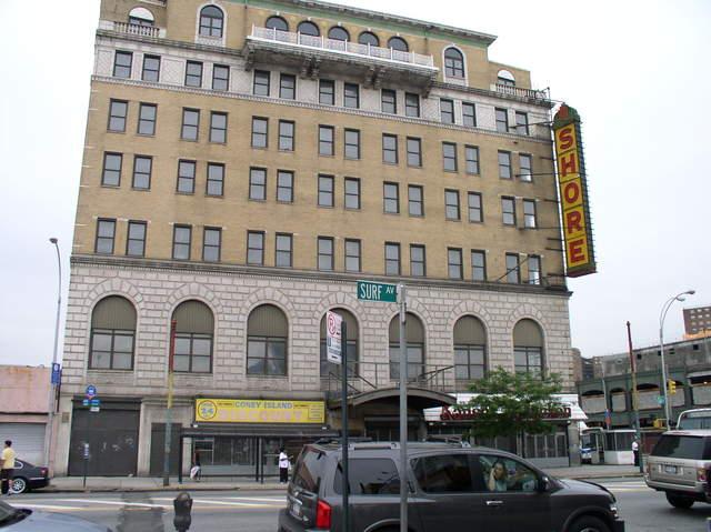 Shore Theater, Coney Island, Brooklyn, NY