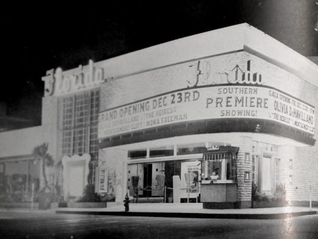 Florida Theatre exterior