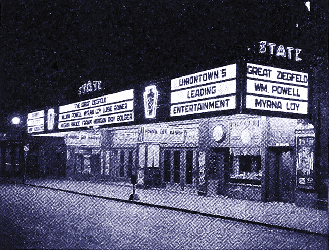 State Theatre Center for the Arts