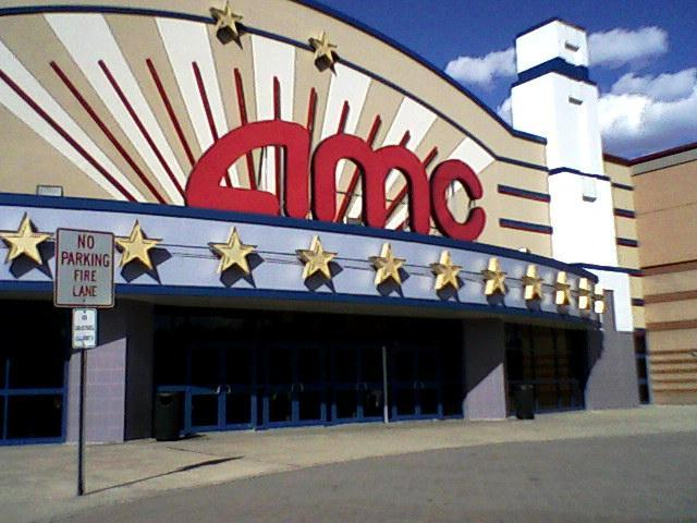 AMC Clifton Commons - Main Entrance