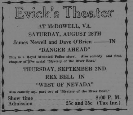 Evick's Theater