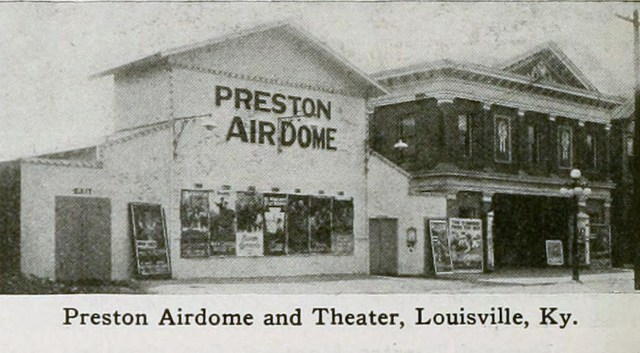 Preston Airdome and Theater