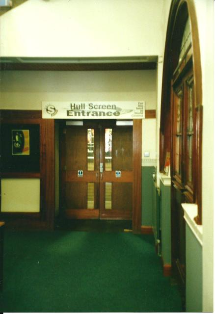 Hull Screen