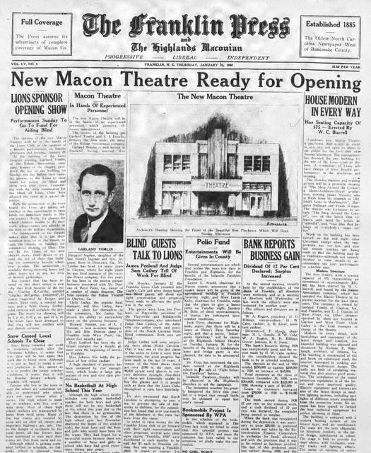 New Macon Theatre