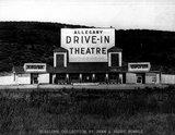Allegany Drive In 1949