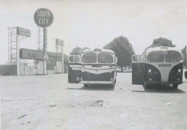 South City Drive-In Photo