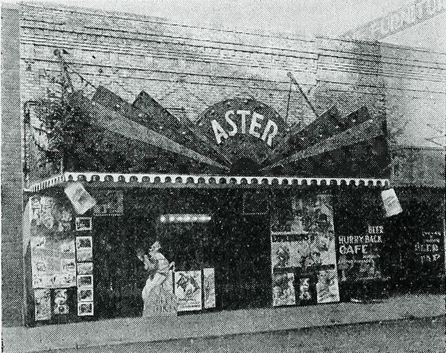 Aberdeen South Dakota Movie Theatre