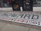 Surviving Mosaic Entryway. Photo credit the Chicago: ChiTown - MyTown Facebook page.