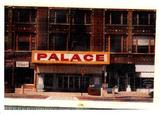 Palace Theatre Olean NY 1980s Just Before Demolition