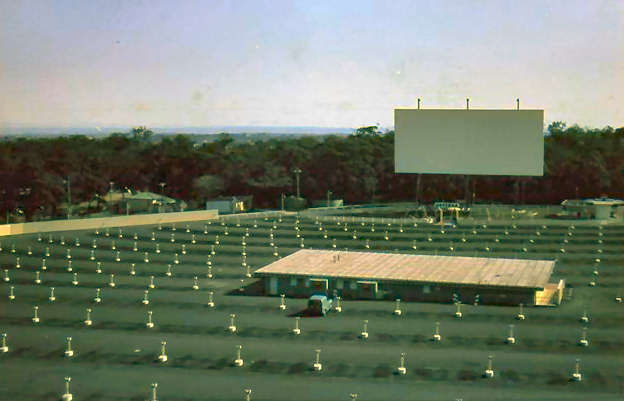 Skyline Drive-In, French's Forest