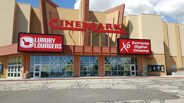 Cinemark Layton and XD