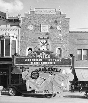 Patee Theatre
