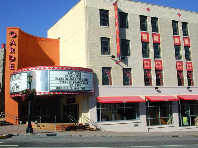 Garde Arts Center