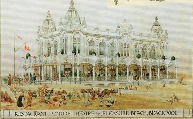 Pleasure Beach Novelty Cinema