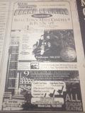 Nov. 6, 1998 Grand Opening Ad