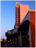 Cherokee Theater©...Rusk Texas