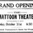October 28th, 1921 grand opening ad
