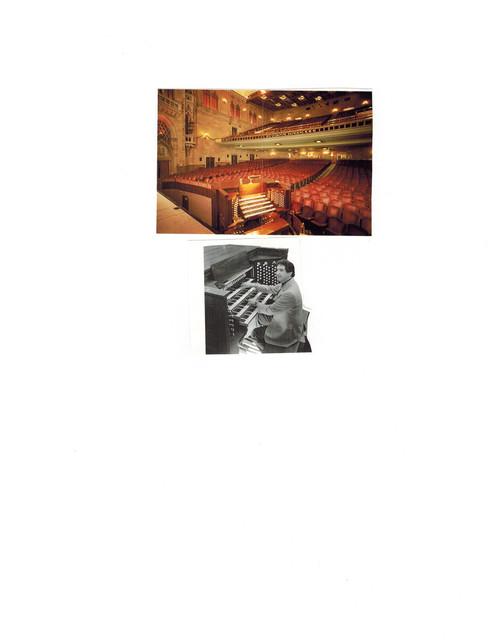 Hershey Theatre - 78 Rank Aeolian-Skinner Concert Organ